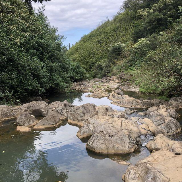 Natural Pools, Maui