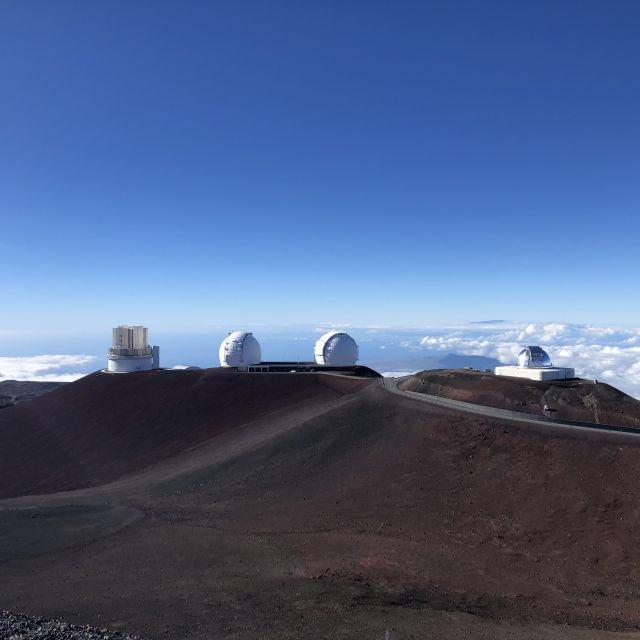 Sternwarte, Mauna Kea