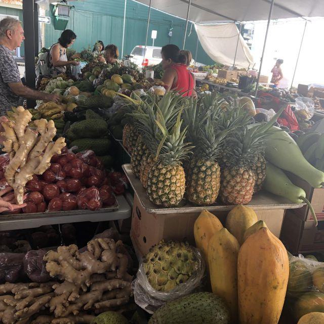 Farmers Market, Hilo Big Island