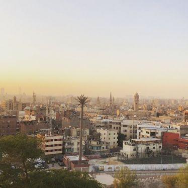 """""""Oh Ägypten, du bist wie eine Handfläche, die sich dem Meer…"""