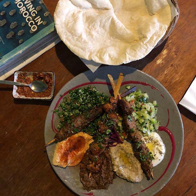 Yap ihr seht richtig! Marokkanische Küche in Kapstadt :) ein Traum wird wahr.…