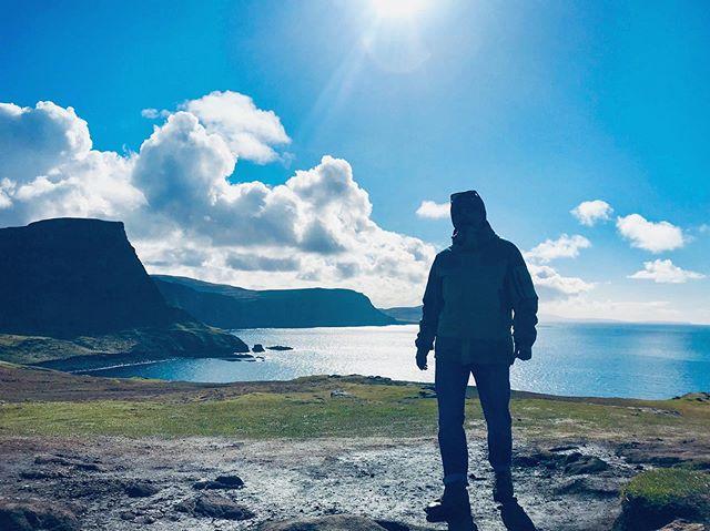 Das letzte Bild aus Isle Of Skye.…