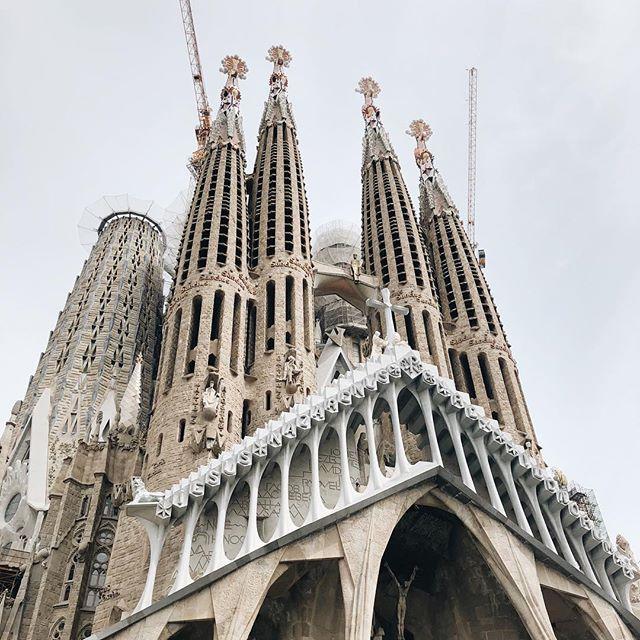 gibt keine krassere Kirche in Europa, sorry Vatikan, sorry Milan, sorry Köln. …