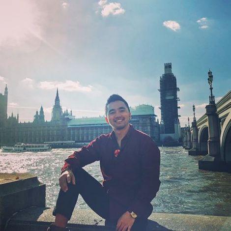 Der letzte Tag in London habe ich die Sonne genossen ☀️ #erlebees #trip…