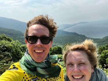 Von Hue über den Hai-Van-Pass und Da Nang nach Hoi An. Dazwischen am Elephant…
