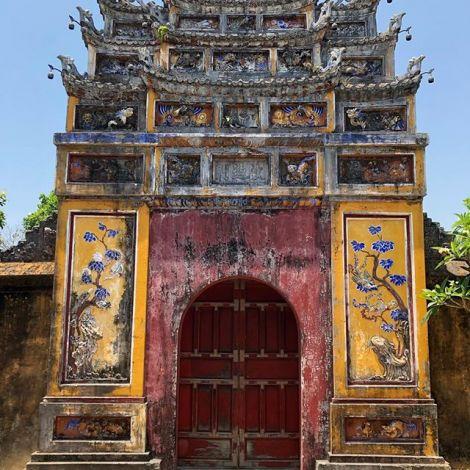 Hueeeeee!#hue #huecitadel #vietnam #vietnamtravel #erlebees #nofilter