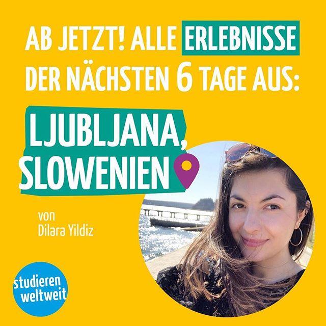 #Takeover-Time! Diese Woche nimmt uns @dilaralaley mit nach Ljubljana!…