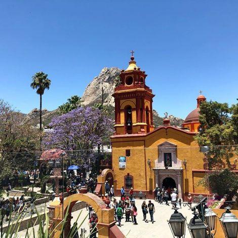 Ein magisches Wochenende im #pueblomagico Peña de Bernal ✨…