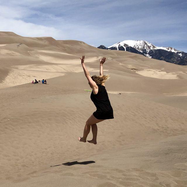 Great Sand Dunes Nationalpark, Colorado