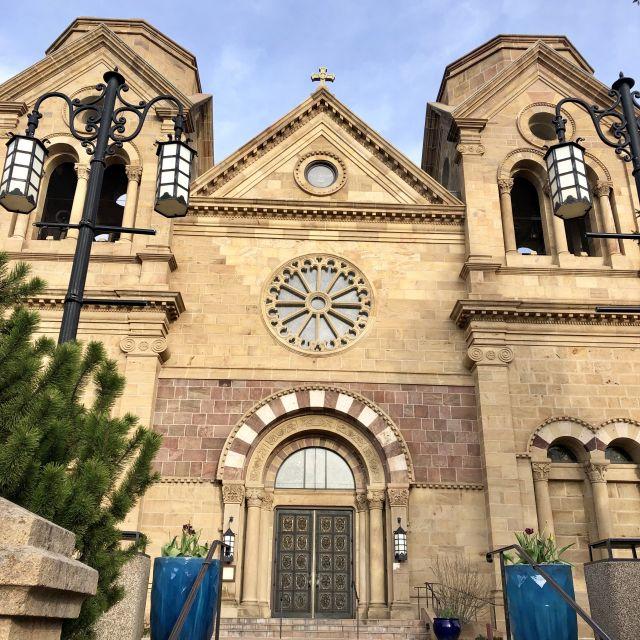 St. Francis Cathedral, Santa Fe
