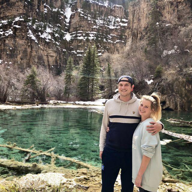 Hanging Lake, Colorado