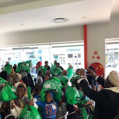Mustadifien ist eine Organisation in Kapstadt, die benachteiligten Kindern…