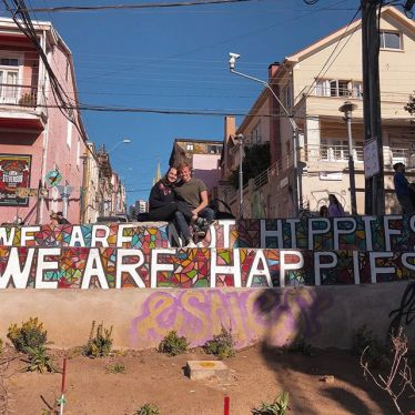 WE ARE NOT HIPPIES…