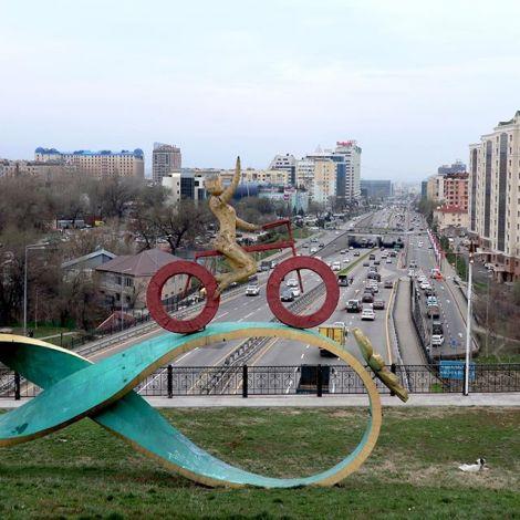 Ende März war ich für ein paar Tage in Almaty, der Autostadt mit…