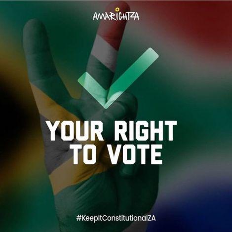 Seit 25 Jahren herrscht in Südafrika demokratisches Wahlrecht. Gestern wurde…
