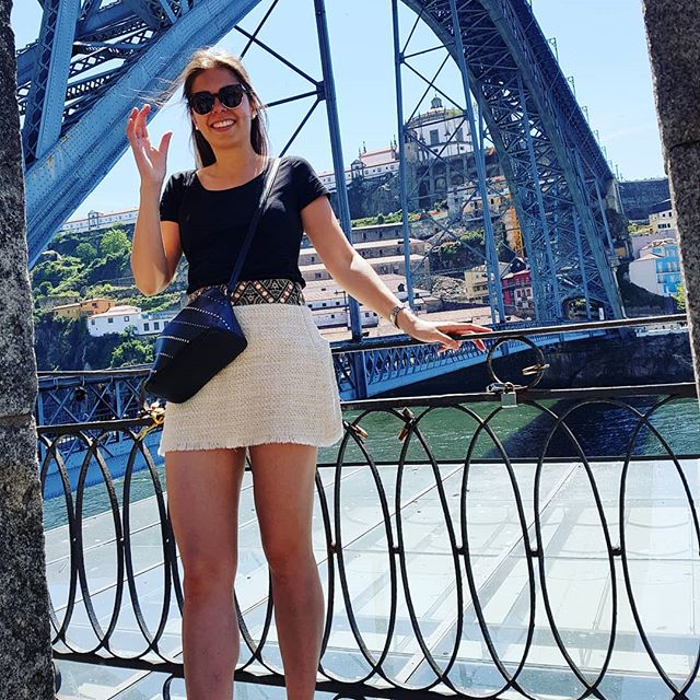 Stadtbummel in Porto 🇵🇹 hier besuche ich @annespecialprice die hier ein…