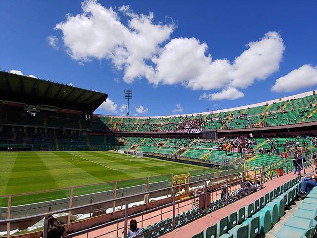 #uspalermo #spezia #serieb #italia #fussballromantik #curvanord #stadio #renzo…