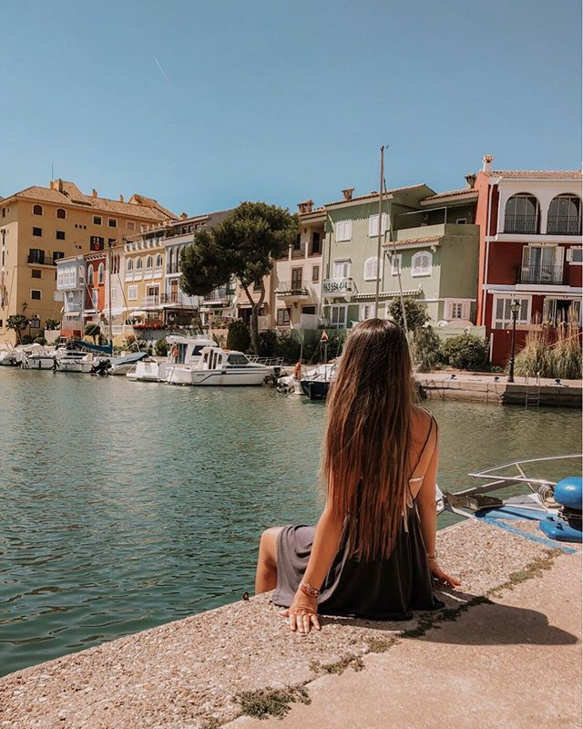 15 minutes by bike along the coast you will find this sweet harbour…