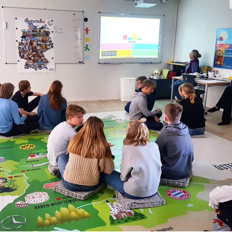 Dänisches Schulleben: Die Schülerperspektive