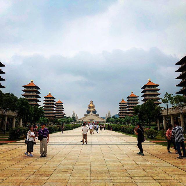 Fo Guang Shan ist das größte buddhistische Kloster in Taiwan mit einer der…