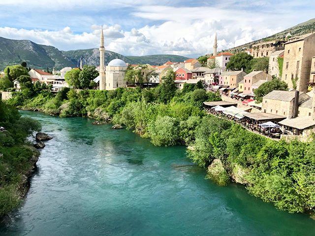 Da soll mal einer sagen, Bosnien ist nicht schön ☺️ #erlebees…