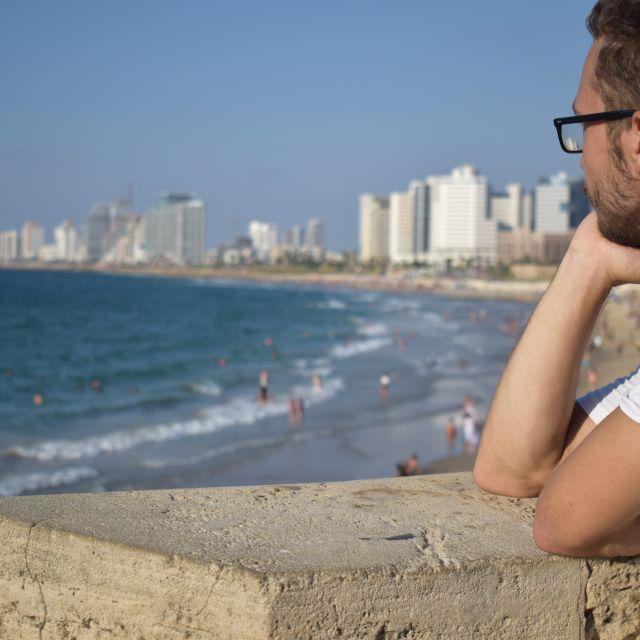 Mein Alltag als Sprachassistent in  Tel Aviv