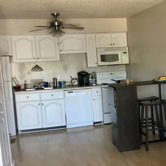 Unsere Küche in den Rocklands
