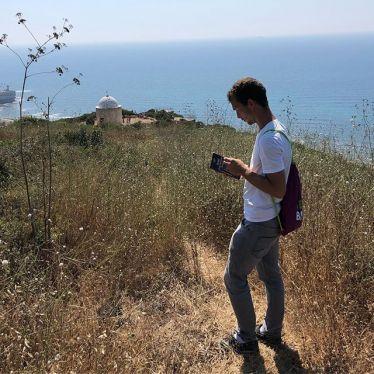 Haifa war für mich bisher lediglich die Stadt, in der die Gärten der Baha'i…