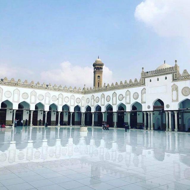 die Al-Azhar Moschee