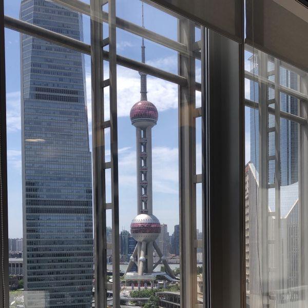 Firmenbesuche als Teil des Masters in China