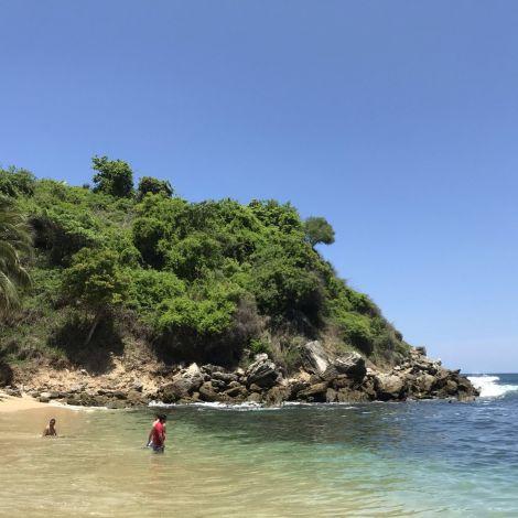 Nach 3 Monaten in Mexiko endlich am und im Meer gewesen. 🌊☀️…