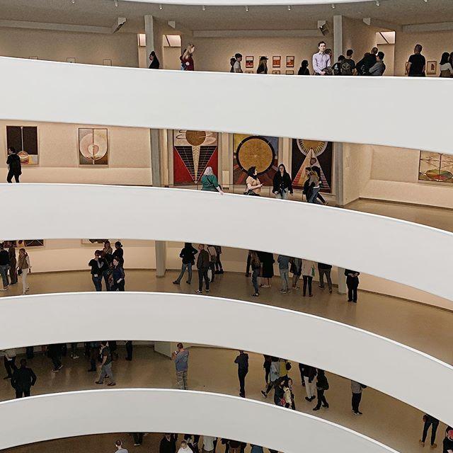 Museen, Guggenheim, Menschen,
