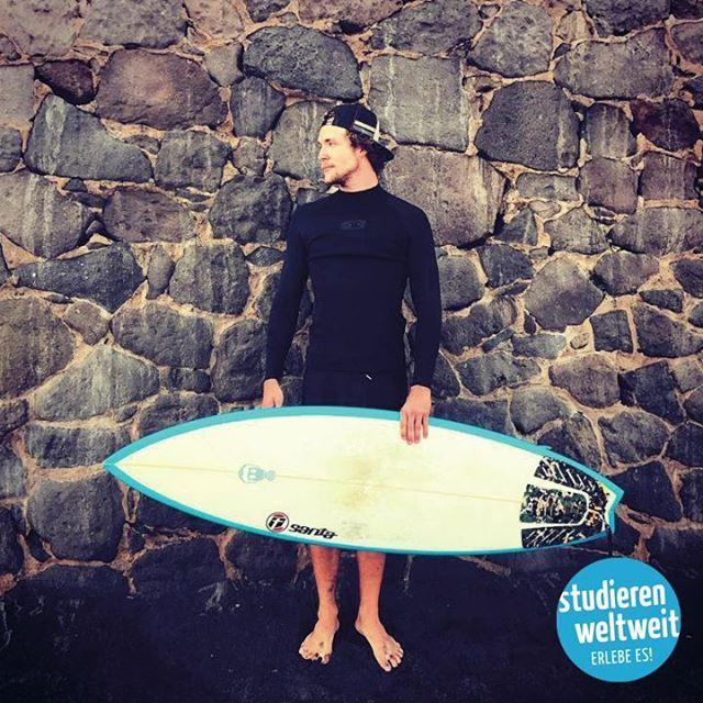 Happy Welttag des Surfens! Glücklich ist, wer sein Auslandssemester an einem…