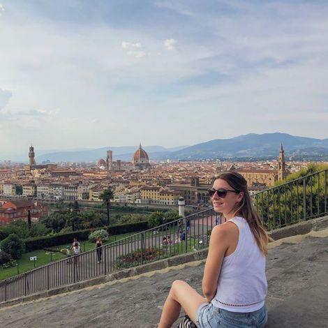 Eltern-Kind Ausflug nach Firenze 🍝 🍷❤️…