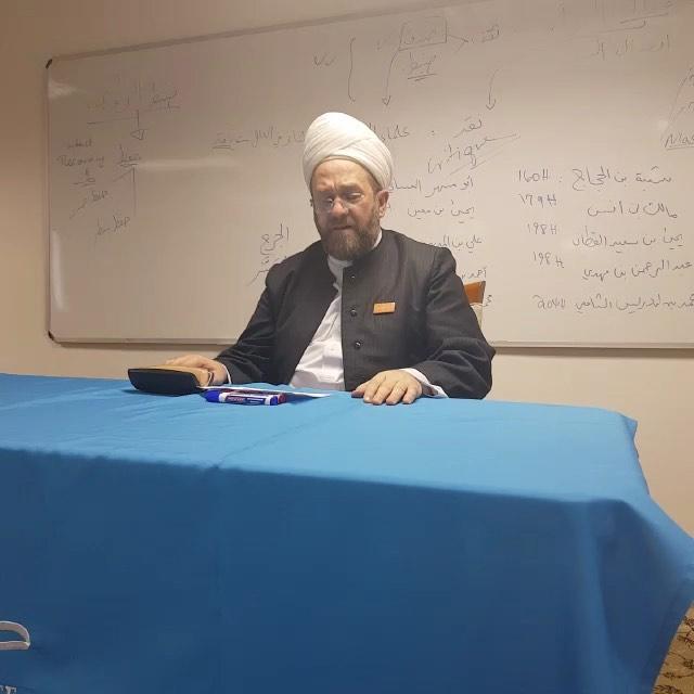 Darf ich vorstellen: Dr. Shaykh Ninowy. Er präsentiert euch auf Deutsch, warum…