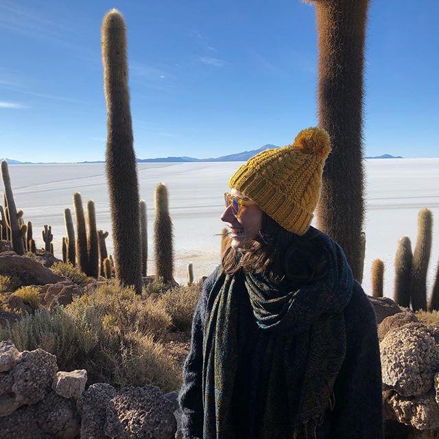 🧂🌵 El Salar de Uyuni - die größte Salzwüste der Welt 🌍…
