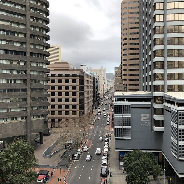 Zurück in Capetown und im Madina Institut. Back in capetown and the Madina…