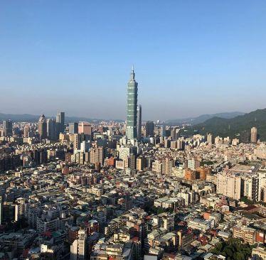 Ich habe mein Posting für die Kampagne vom #daad mit dem Taipei 101 begonnen…