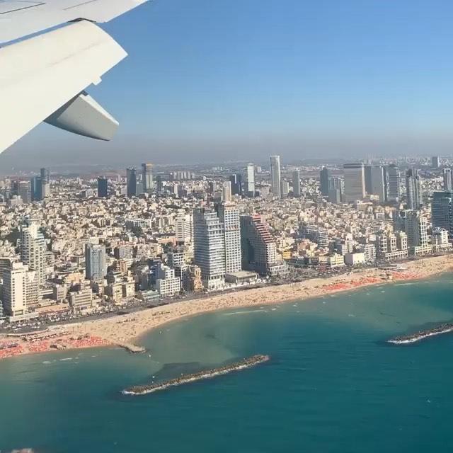 Der Strand von Tel Aviv ist definitiv einer der Hotspots der Stadt und Teil des Tel Aviver Lifestyles.