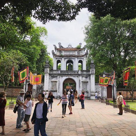 Good times in Hanoi ❤️ with @vivienne0501 #erlebees #hanoi #vietnam