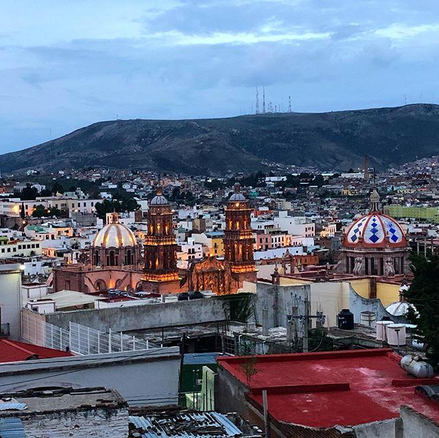 ¡Hola Zacatecas, estás muy chida!…
