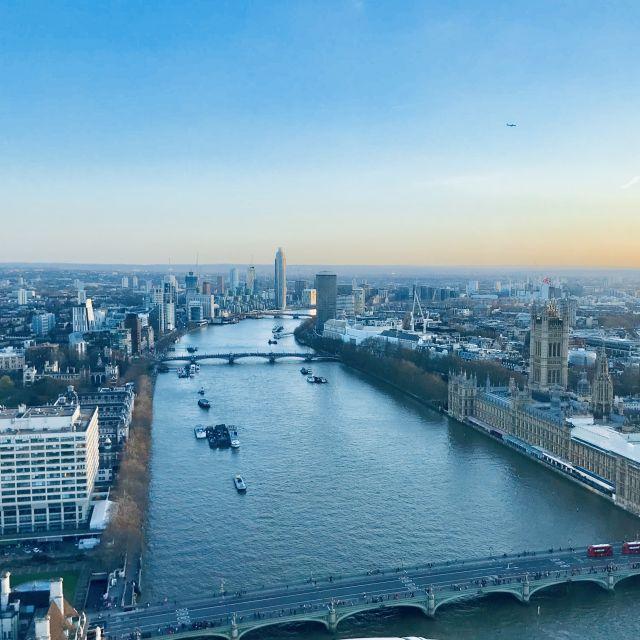 Skyline in London