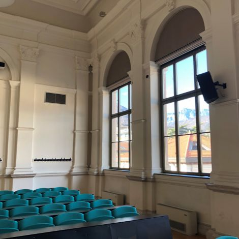 Vorlesungssaal Italien