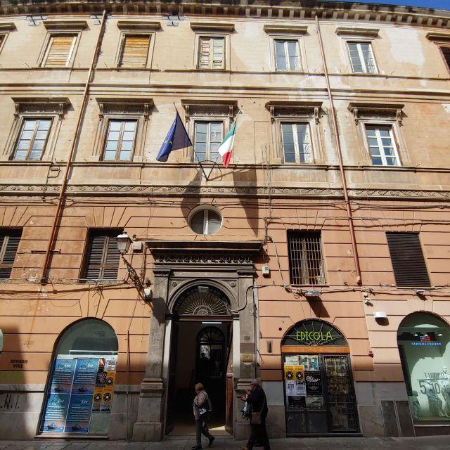 4 Prüfungen gleichzeitig in einem Raum – Klausurenphase in Italien