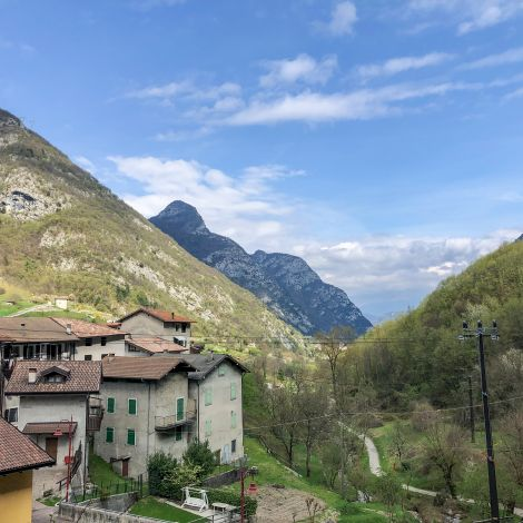Dorf in Italien
