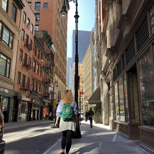 Spaziergang in Manhattan