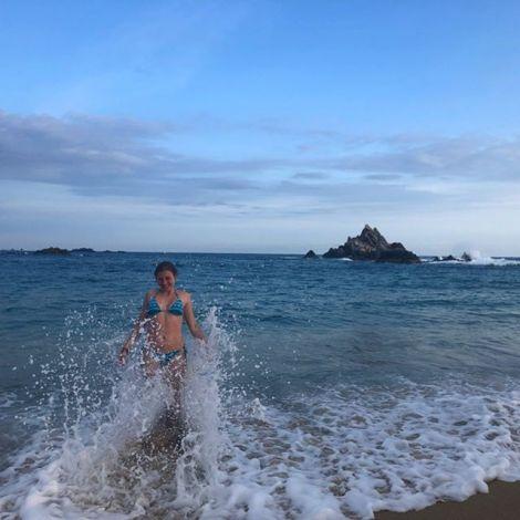 En el mar soy feliz 🧜♀️…