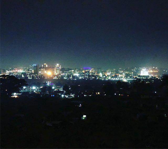 London? New York? Kampala!…