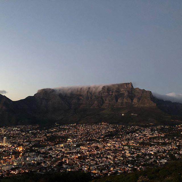 Kapstadt ist deshalb so genial weil Stadt-, und Natur direkt nebeneinander…