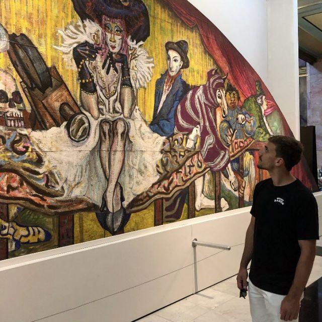 ToDos am 1. Wochenende in CDMX? Easy. #wandmalerei von #muralisten wie…